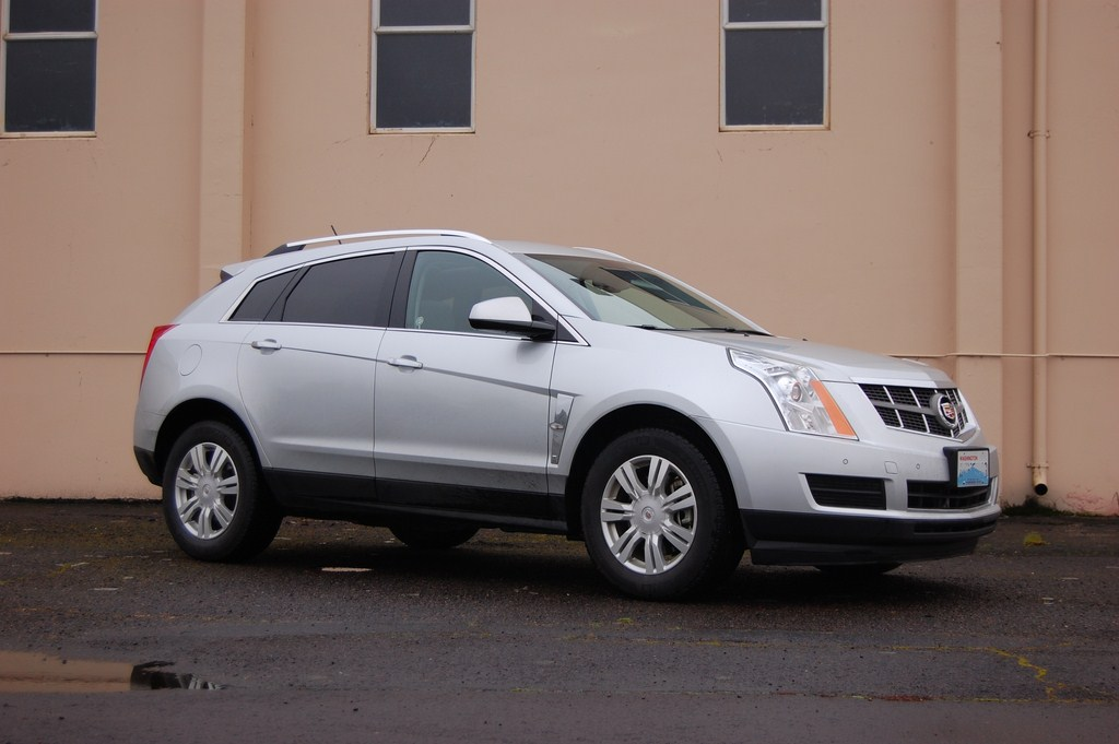 2012 Cadillac Srx Awd Luxury Review Motoring Rumpus