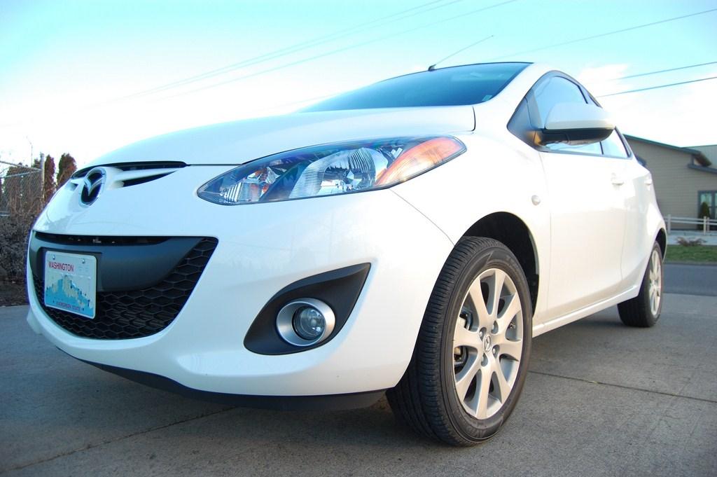 2012 Mazda 2 Review. 2012 ...