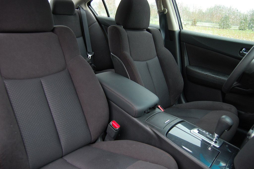 2012 Nissan Maxima 3 5s Review Motoring Rumpus