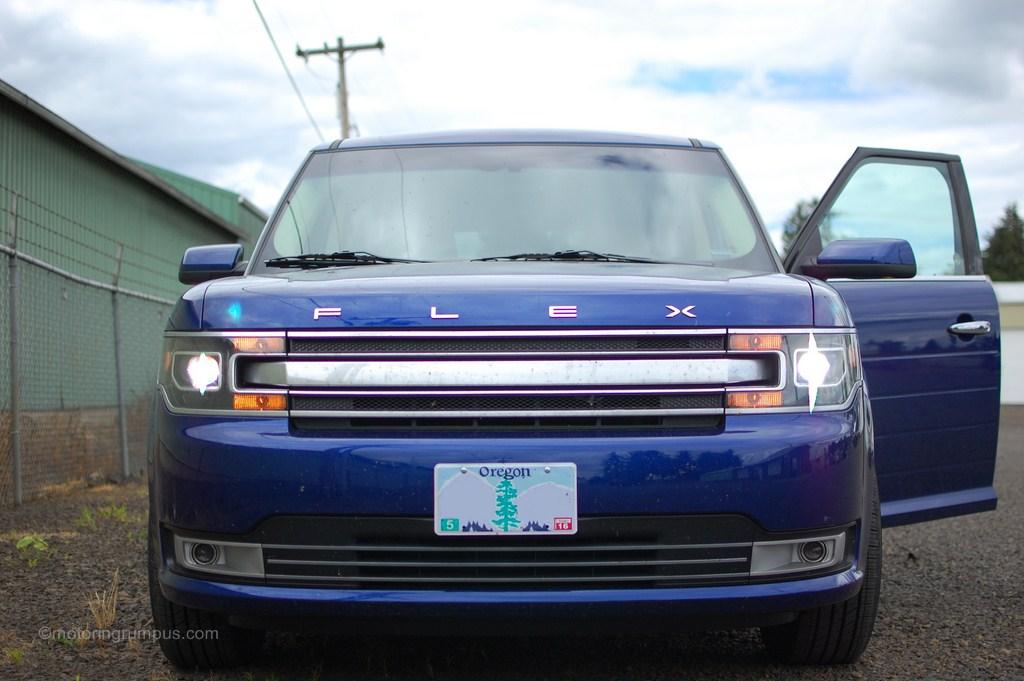 Ford Flex Limited Hid Headlights