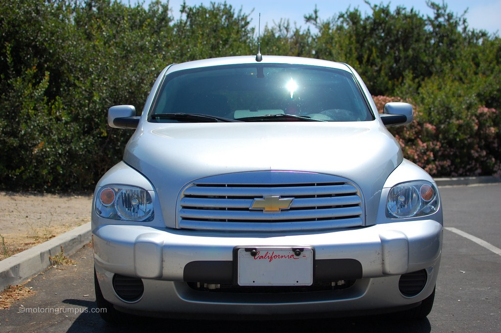 2011 Chevy Hhr Review Motoring Rumpus