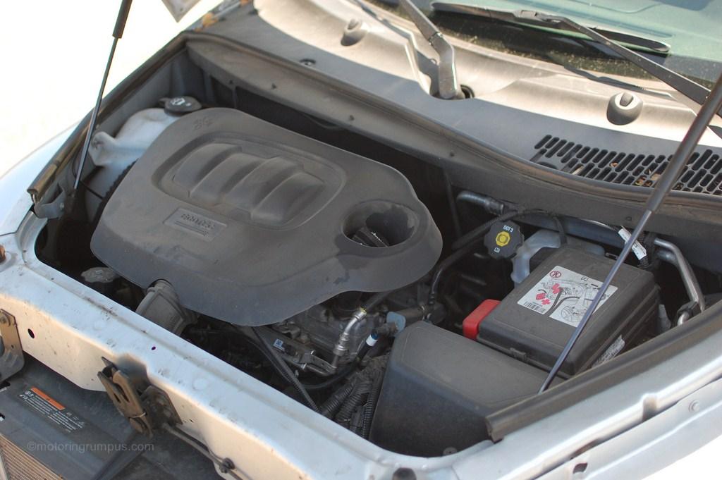 Chevrolet Tailgate Emblem 2011 Chevy HHR LT 2.2L 4-Cylinder Engine