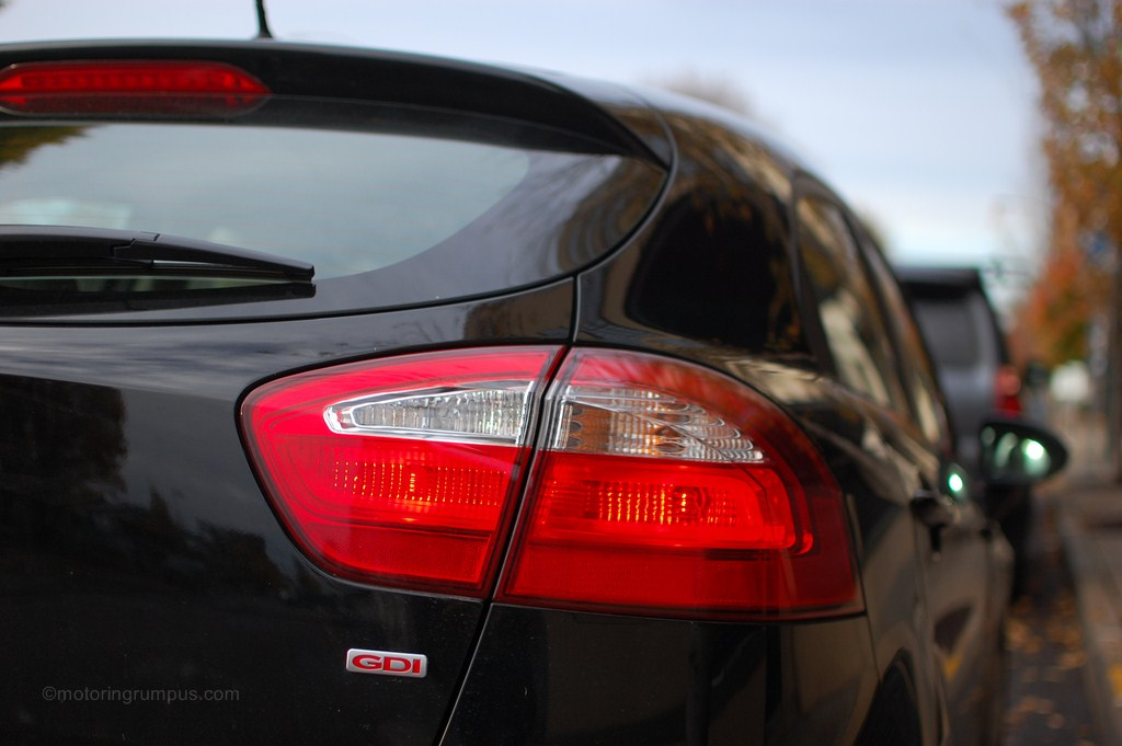 2013 Kia Rio 5 Review Motoring Rumpus
