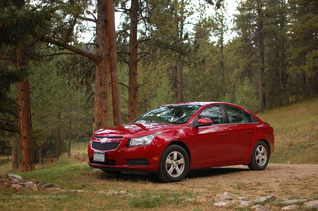 2012 Chevy Cruze LT Review