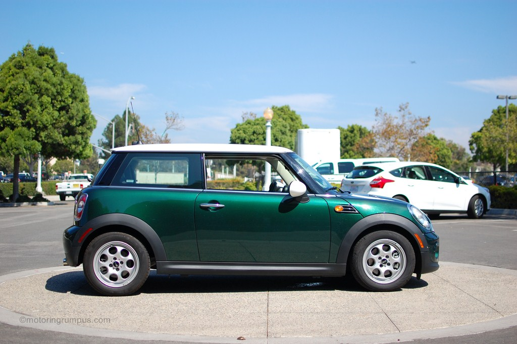 2012 Mini Cooper Hardtop Side