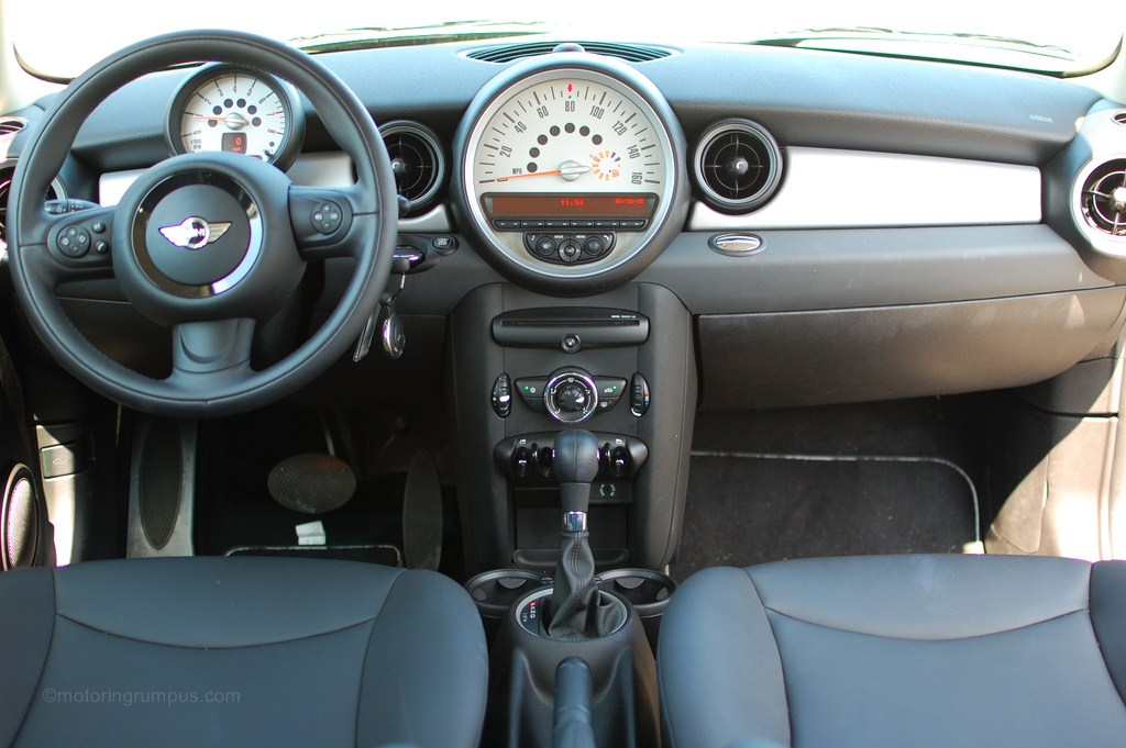 2012 Mini Cooper Review Motoring Rumpus