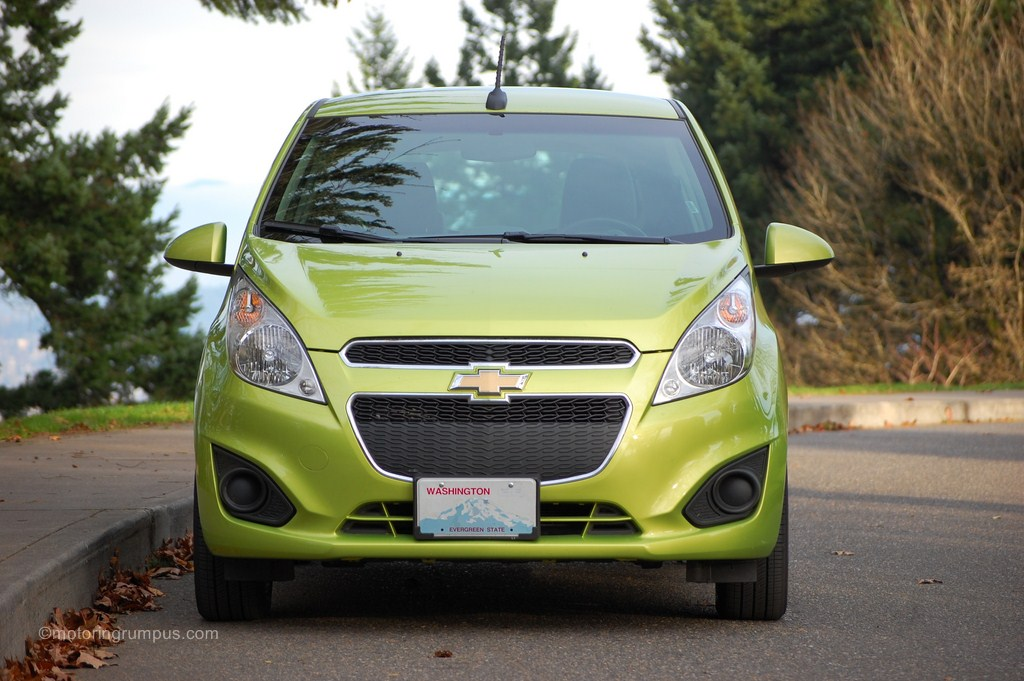 2013 Chevy Spark 1LT Front
