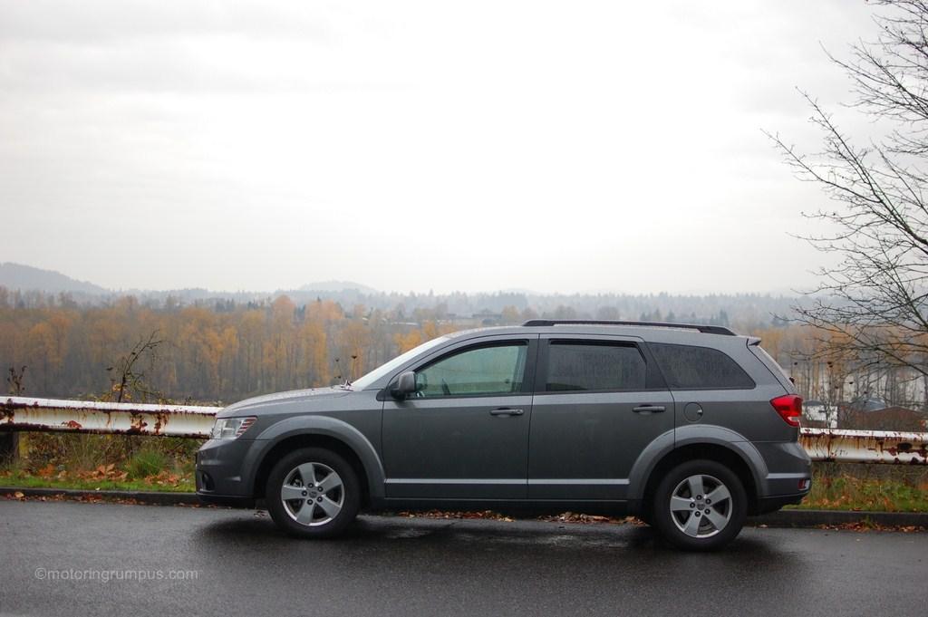 2012 Dodge Journey Storm Grey Pearl
