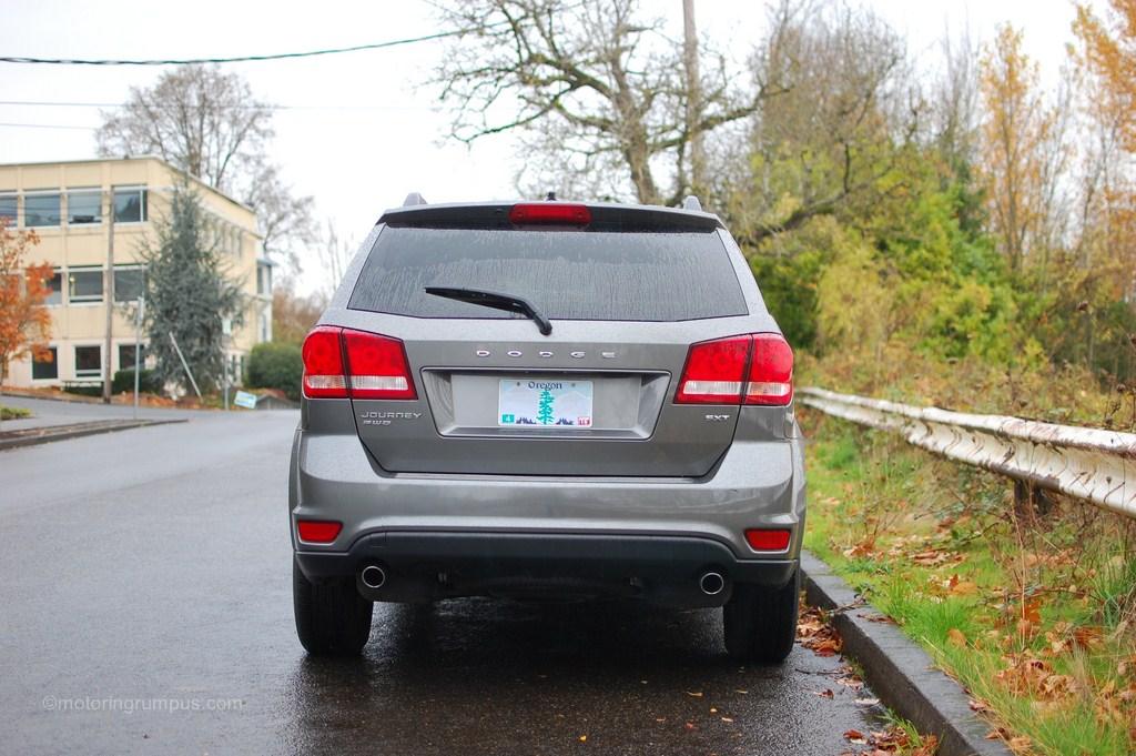 2012 Dodge Journey Review Motoring Rumpus