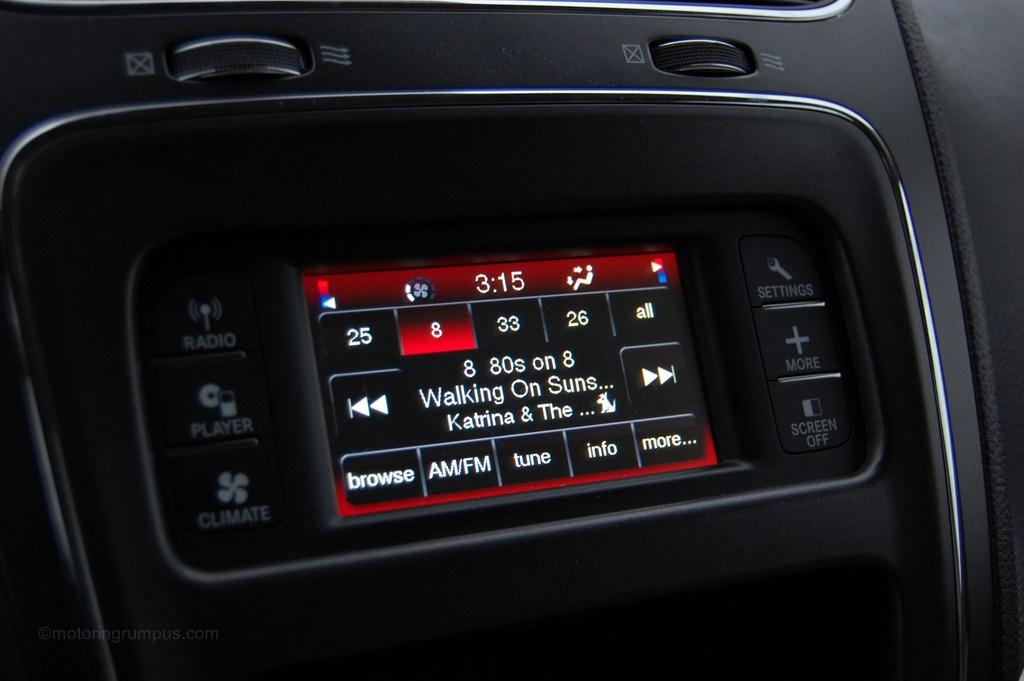 2012 Dodge Journey Review - Motoring Rumpus