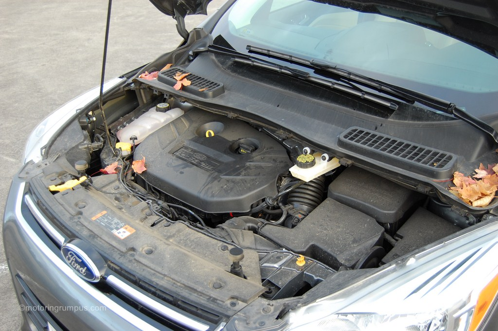 2013 Ford Escape 2.0L EcoBoost Engine