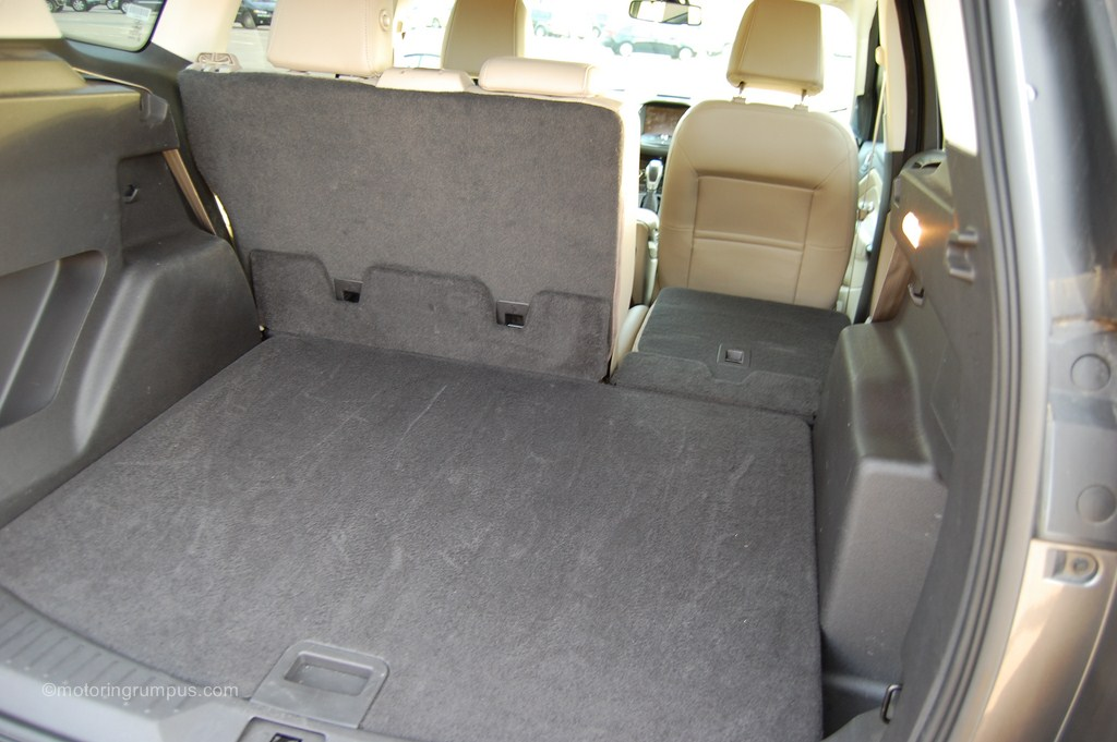 2013 ford escape cargo space dimensions. Black Bedroom Furniture Sets. Home Design Ideas
