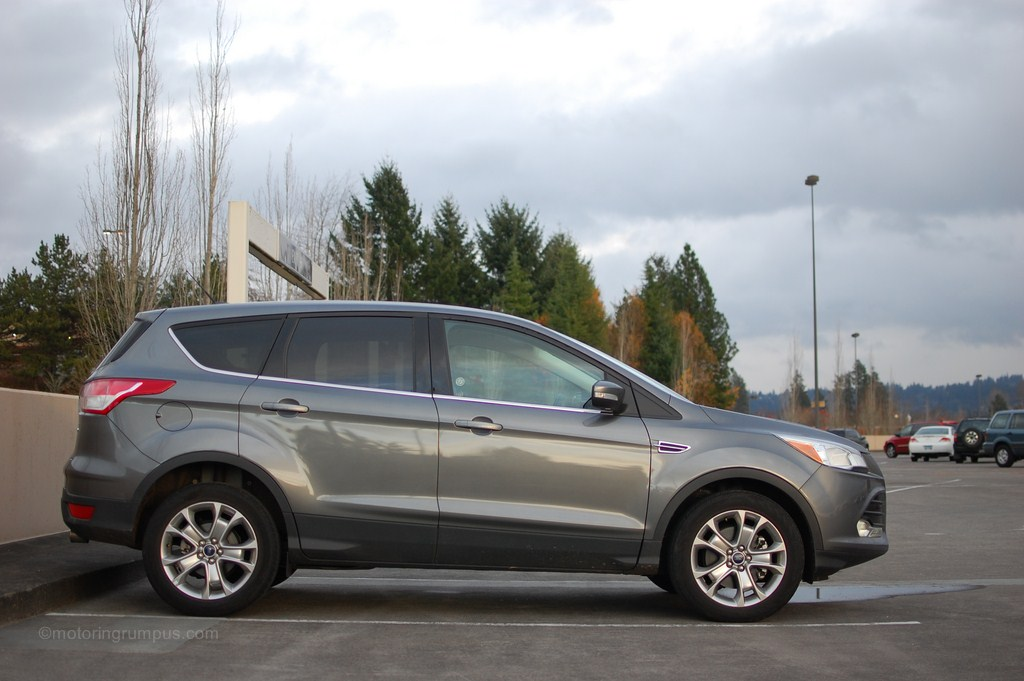 2013 Ford Escape Sterling Gray