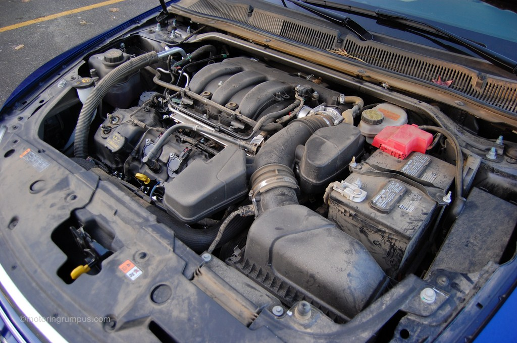 2013 Ford Taurus 3.5L V6 Engine