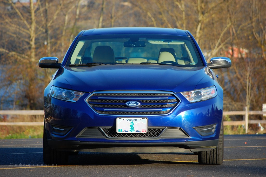 2013 Ford Taurus Front