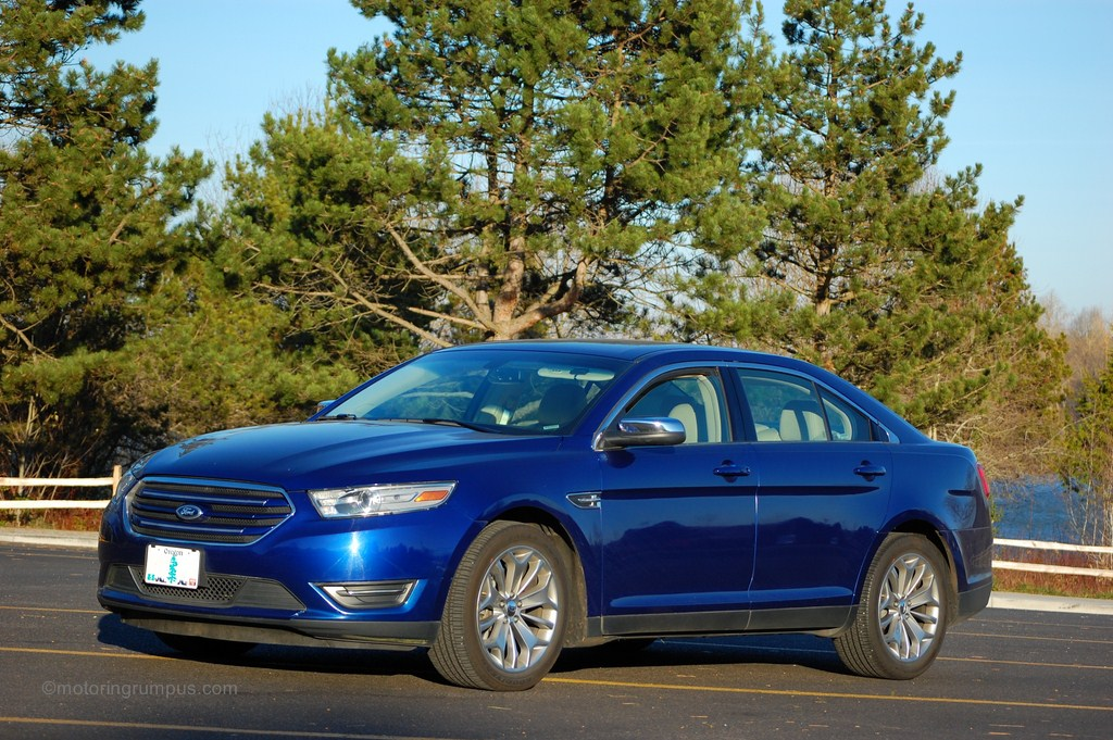 2013 Ford Taurus Limited Review