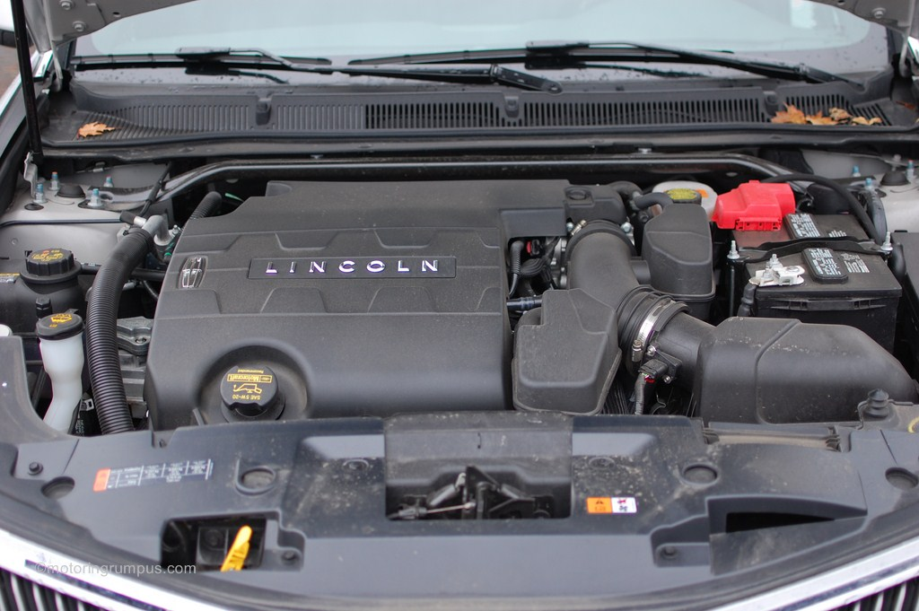 2013 Lincoln MKS 3.7L V6 Engine