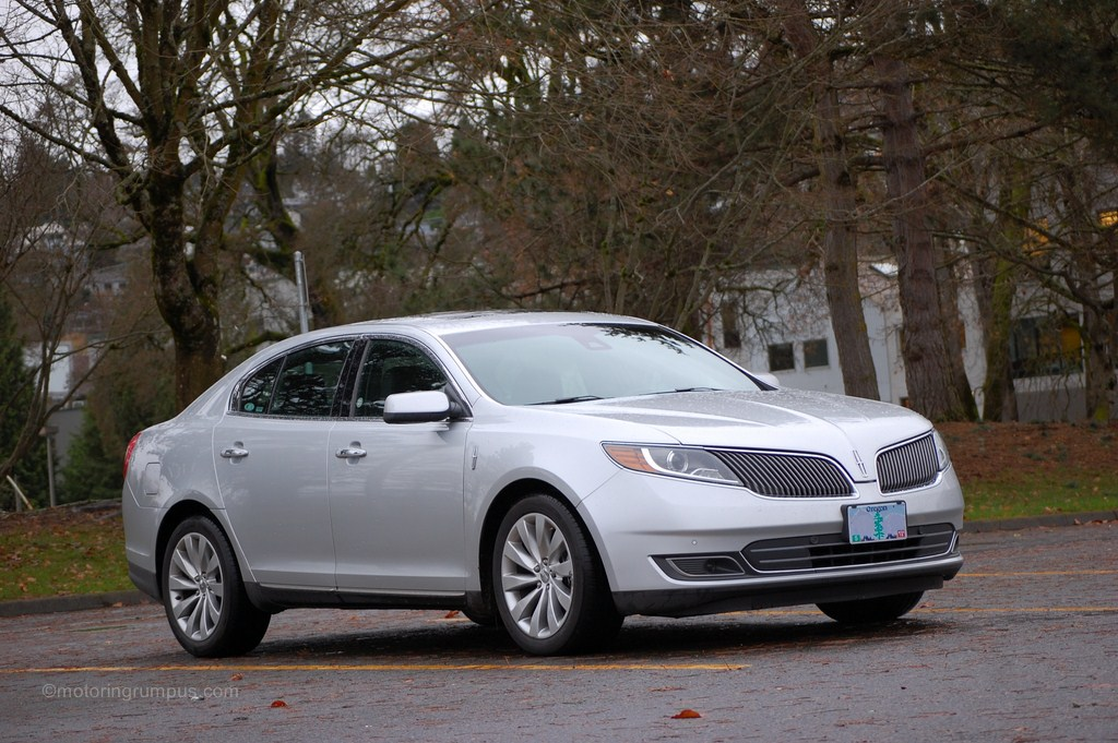 2013 Lincoln MKS Review