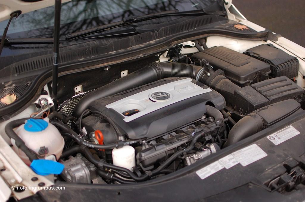 2013 Volkswagen CC 2.0L 4-Cyl Engine