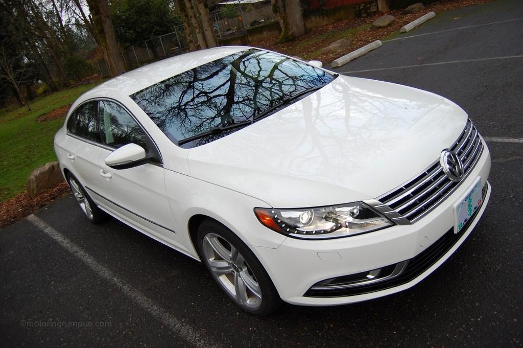 2013 Volkswagen CC Candy White