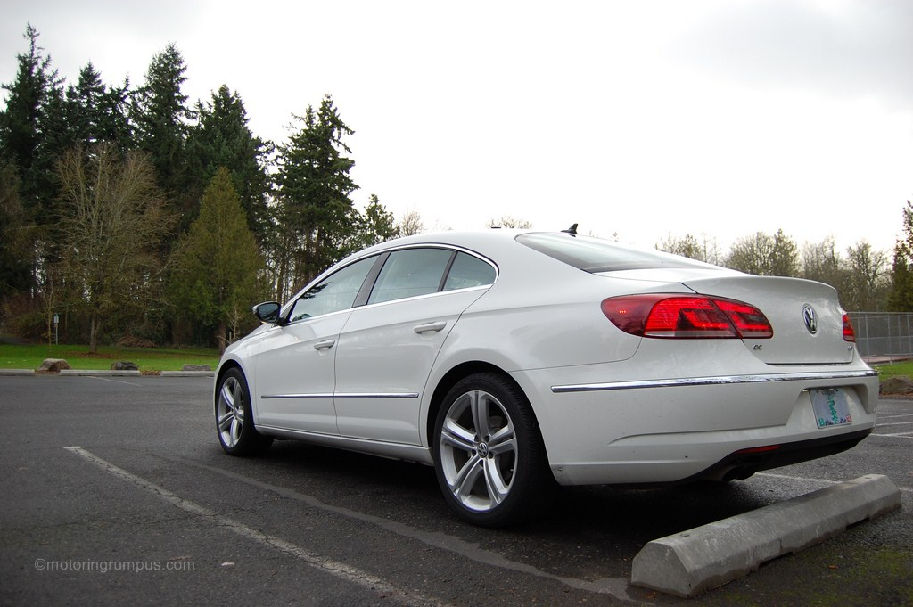 2013 Volkswagen CC Sport Plus Review