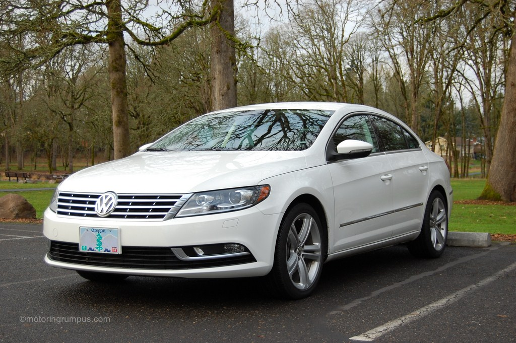 volkswagen cc review motoring rumpus