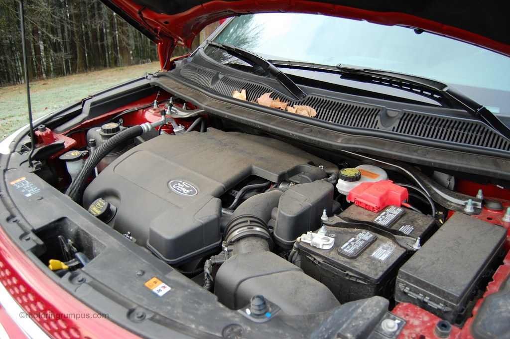 2013 Ford Explorer 3.5L V6 Engine