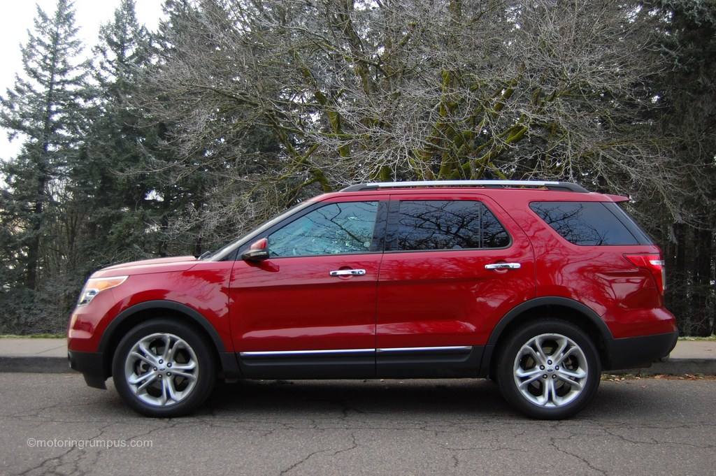 2013 ford explorer review motoring rumpus. Black Bedroom Furniture Sets. Home Design Ideas