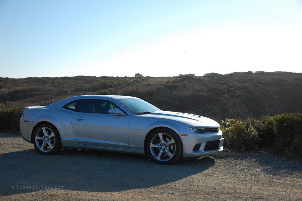 2014 Chevy Camaro 2SS Silver Ice Metallic