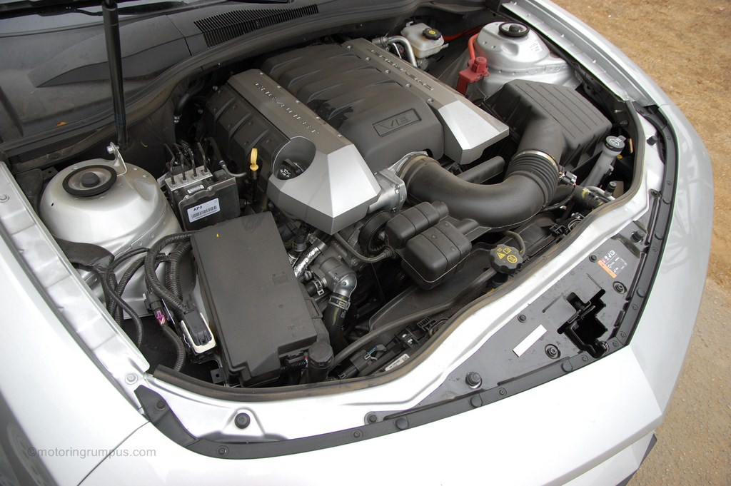 2014 Chevy Camaro 6.2L V8 Engine