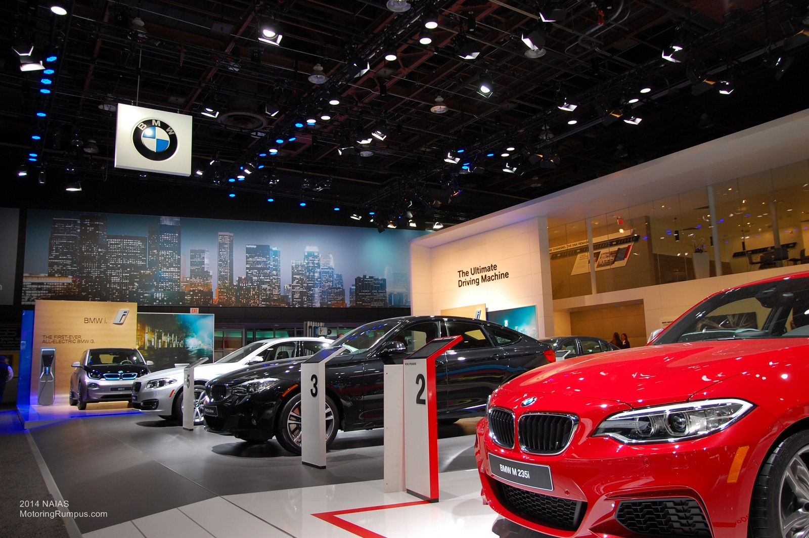 2014 NAIAS BMW