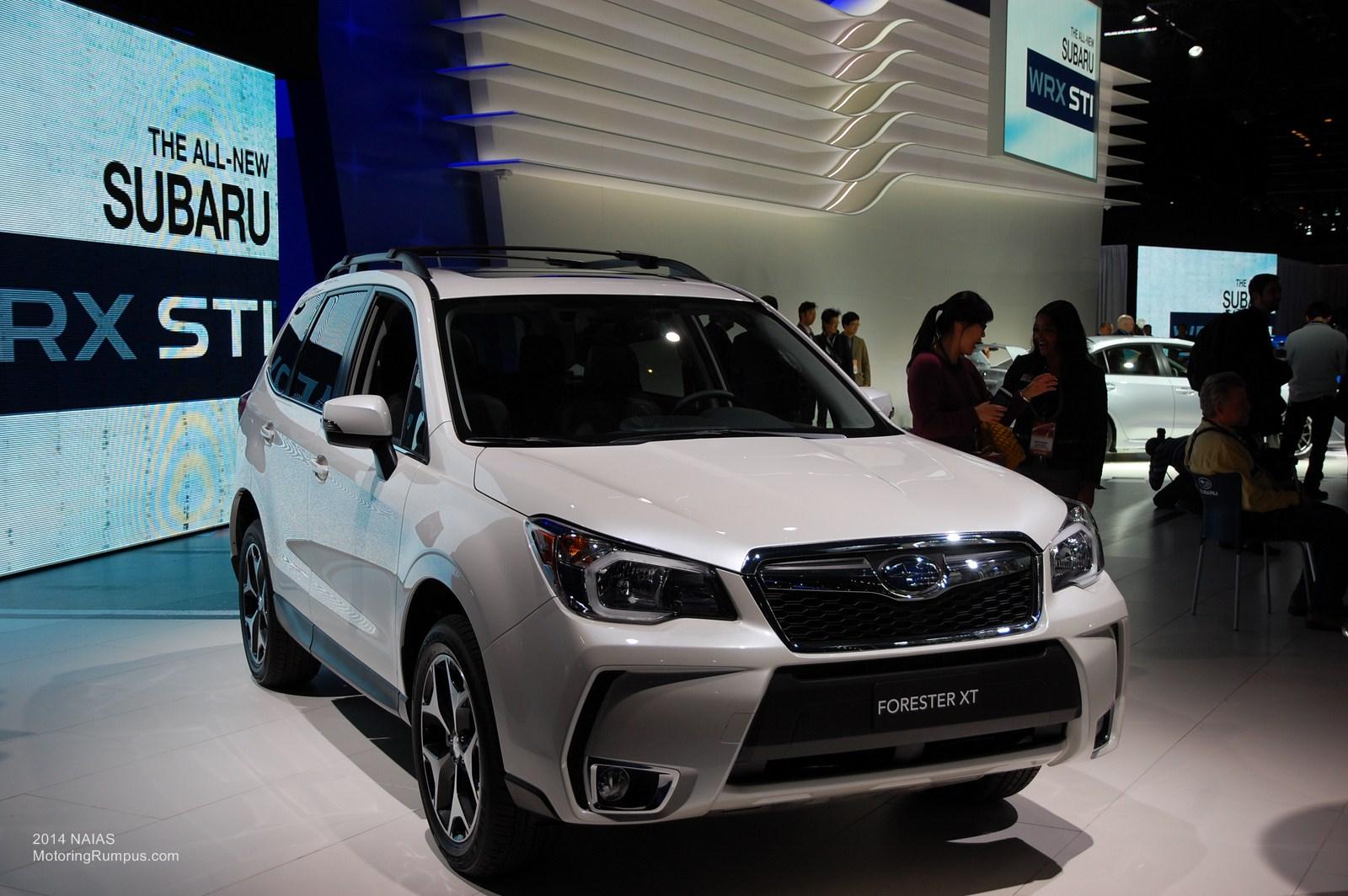 2015 Subaru Forester XT